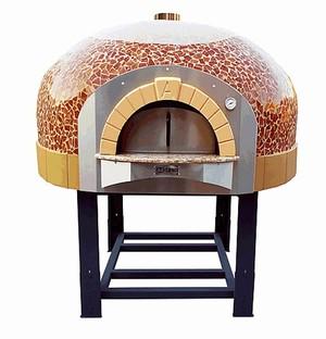 Печі для піци на дровах AS TERM серії D