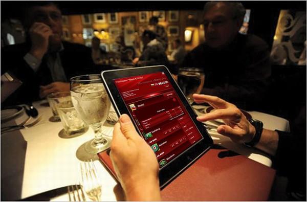 Цифровое меню - преимущества, маргус