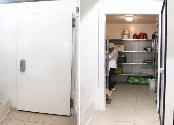 холодильне обладнання, маргус