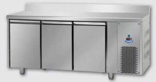 Купить стол морозильный стол TF03MIDBTAL с бортом