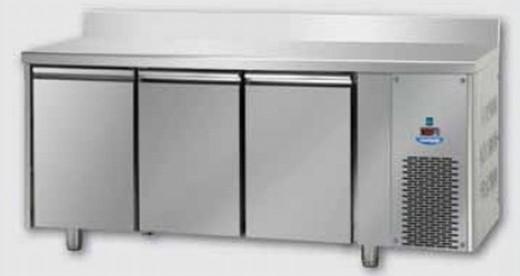 Купити стіл морозильний  TF03MIDBTAL з бортом