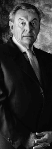 Чезаре Maroli, президент компании  BREMA он же и основатель компании