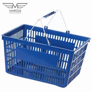 Покупательские корзины для супермаркета PLAST 25 New