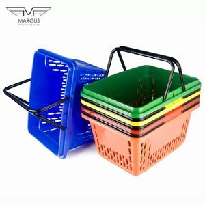 Купівельні корзини для супермаркету PLAST 28
