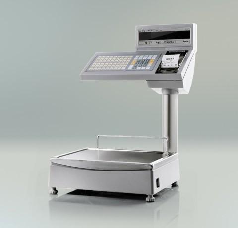 Торговые весы с печатью BC II 800