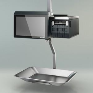 Весы с печатью BIZERBA XC 400