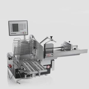 Автоматичний промисловий слайсер вертикальний BIZERBA A 400