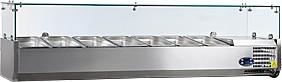Витрина холодильная  TEFCOLD настольная VK33-150