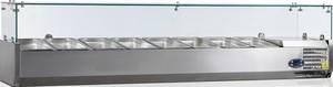 Вітрина холодильна TEFCOLD настільна VK33-180