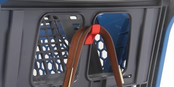 Пластиковий купівельний візок - P175 Store Cruiser