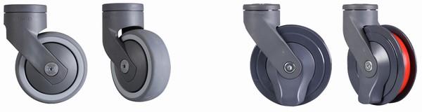 Пластиковая покупательская тележка — P220 Super Charger