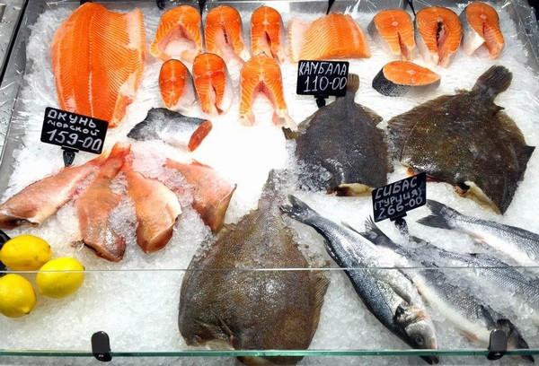 Вишневое открылся новый, специализированный, рыбный магазин. FreshFish - MARGUS - Маргус