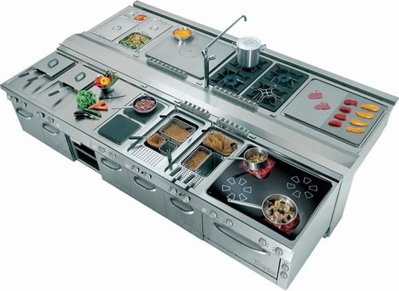 Оборудование современного ресторана -  или где лучше купить профессиональное оборудование для креативного бар - ресторана?