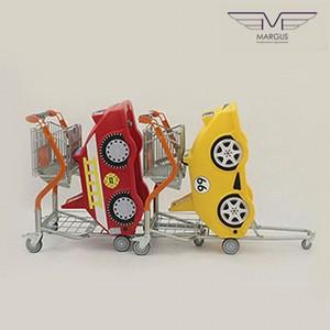 Тележка детская автомобиль KID-CAR 2S