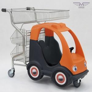 Тележка детская автомобиль KID-CAR 3