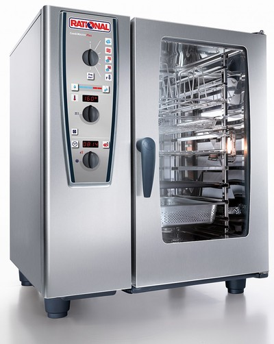 Пароконвектомат RATIONAL Combi Master 101 Plus