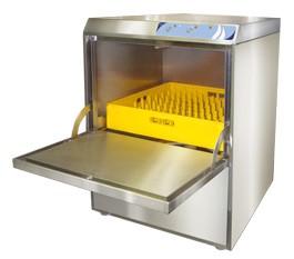 Посудомийна машина фронтального типу Silanos Е50 PS з помпою