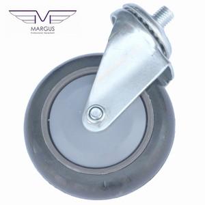 Колеса для покупательских тележек 100 мм - Колеса для купівельних візків 100 мм
