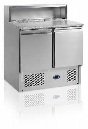Стіл холодильний для піци Tefcold PT920