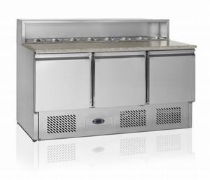 Стіл холодильний для піци Tefcold PT930