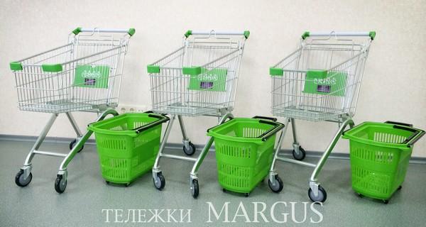 Як підібрати візок для Вашого магазину ?
