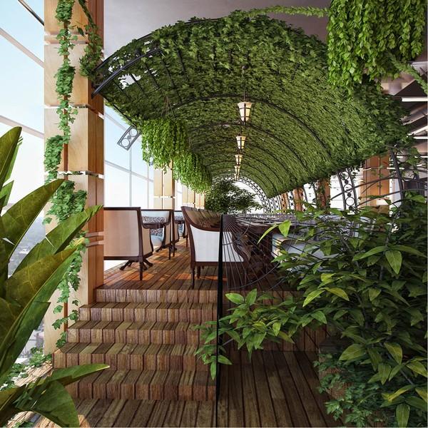 Дизайн ресторану або кафе, та як його оформити? !