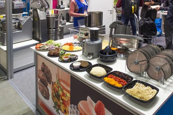 Robot Coupe в арсенале профессиональной кухни