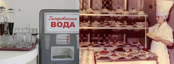 Развитие общественного питания в послевоенный период