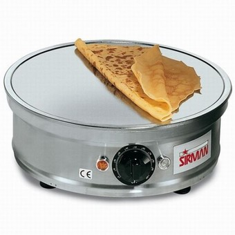 Млинниця Sirman ROUND CREPES GRILL