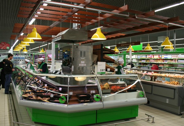 Отдел кулинарии супермаркета – Как привлечь клиентов ?
