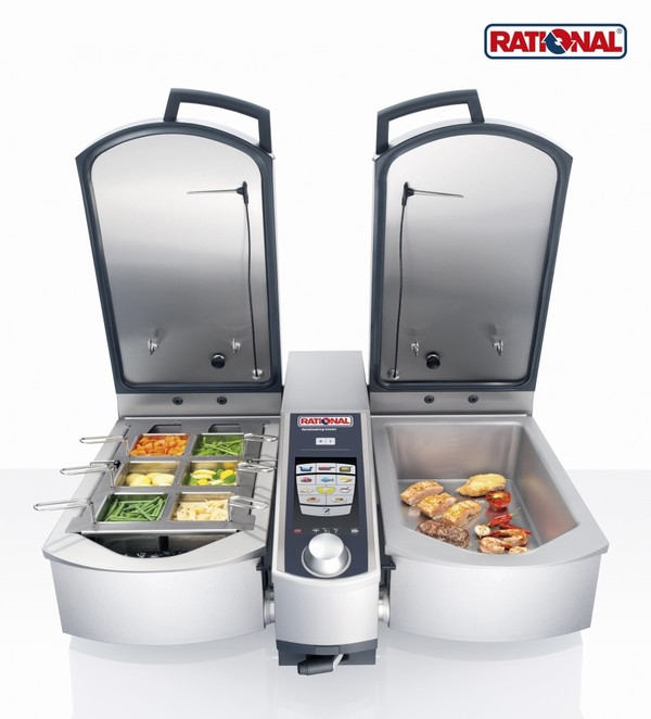 Новинка VarioCooking Center 112T -Rational