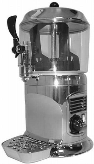 Апарат для приготування горячого шоколаду Bras Scirocco Chrome