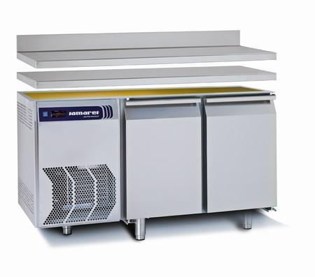 Стіл холодильний Samaref TG 2 BT GASTRONORM