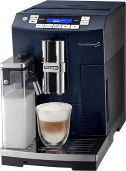 Кофеварка DELONGHI ECAM 26.455 BLB