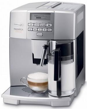 Кофеварка DELONGHI ESAM 04.350 S