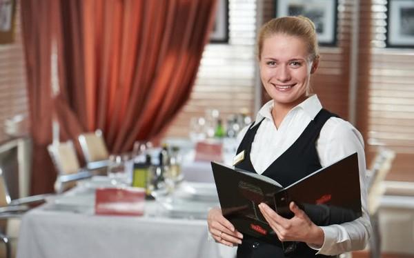 Маргус Margus адміністратор ресторану