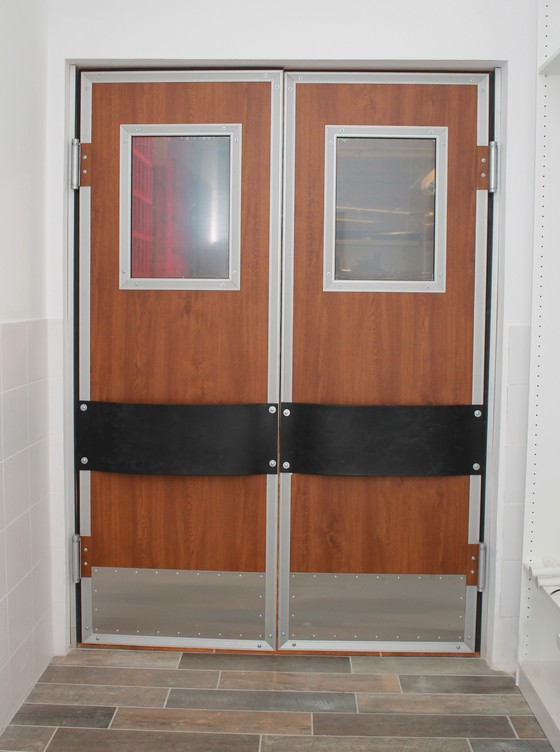 Двери для производственных помещений , МАРГУС
