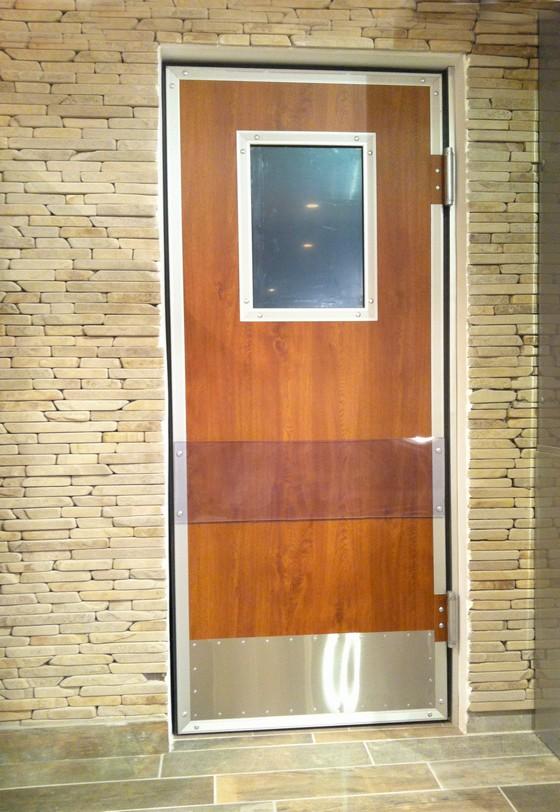 Двері для виробничих приміщень, МАРГУС