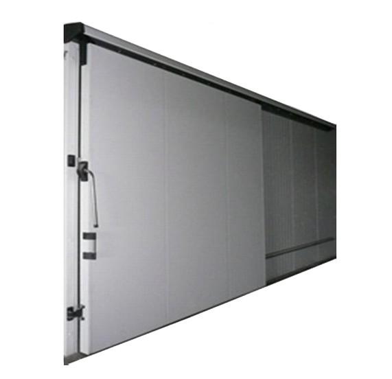 Двери откатные одностворчатые для холодильных и морозильных камер серии