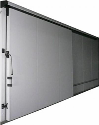 Двері відкатні одностулкові для холодильних і морозильних камер серії