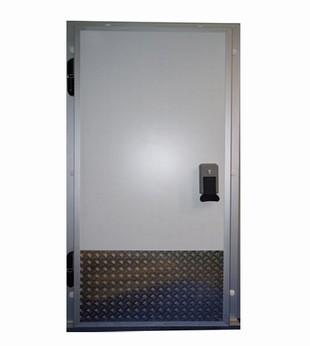 Двері розстібні одностулкові для холодильних і морозильних камер серії