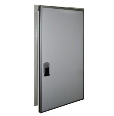 Двери распашные одностворчатые для холодильных и морозильных камер
