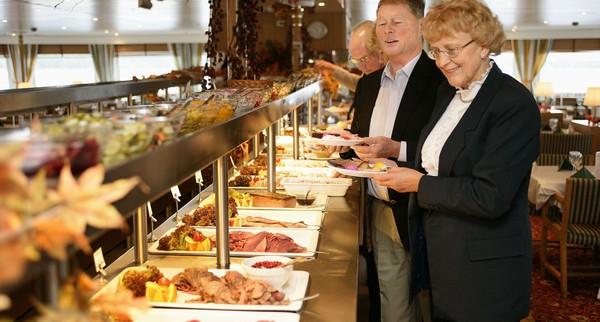 Вигода шведського столу для готелю