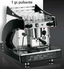 Кофемашина CBC Royal  Synchro 1gr. pulsante L.4