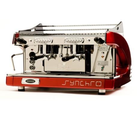Кофемашина CBC Royal  Synchro 2gr. elettronica P6