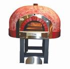 Піч для піцци Дизайн K- червоний с сіліконовым покрыттям