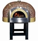 Печь для пиццы - Дизайн K-красочная мозаика