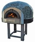 Печь для пиццы Дизайн K-черная мозаика