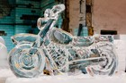 Маргус, дарынок, выставкаледяных фигур