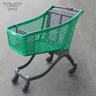 Пластиковая покупательская тележка — P130 Aisle Rider